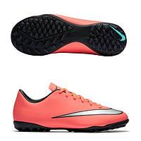 Сороконожки детские Nike MERCURIAL VICTORY V TF JR