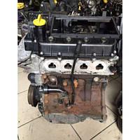 Двигатель Рено Кенго 1.2b 16 Клапанный
