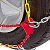 Цепи на колеса 16мм 4WD для R14 Vitol KB360, фото 6