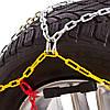Цепи на колеса 16мм 4WD для R14-16 Vitol KB370, фото 4
