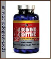 Form Labs L-Arginin + L-Ornithin 180 капс.