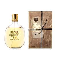 Diesel fuel for life eau de parfum pour femme 75ml