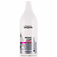 Шампунь против перхоти для сухих или окрашенных волос - Instant Clear Nutritive Shampoo