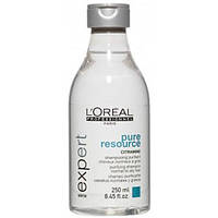 Очисщающий шампунь для жирных волос - Pure Resource Shampoo