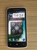 Мобильный телефон Lenovo A670T White  (TZ-1309B)