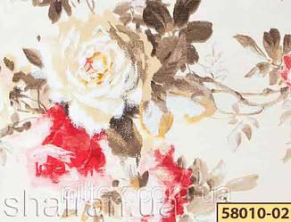 Ткань для штор Розы