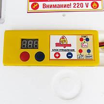 Инкубатор автоматический Теплуша - 63 для всех видов яиц, фото 3