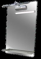 Hglass IHM 5080L зеркало с подогревом в ванную