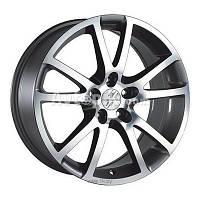 Литые диски Fondmetal 7400 R16 W7 PCD5x112 ET50 DIA57.1 (titanium)