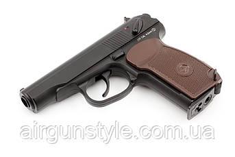 Пистолет пневматический KWC PM Makarov [KM44DHN]