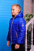 Демисезонная куртка на мальчика Монклер