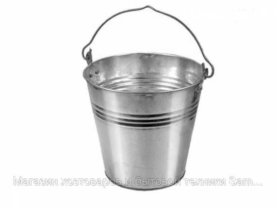 Ведро оцинкованное 10 литров