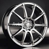Литые диски Racing Wheels H-158 R15 W6.5 PCD5x114.3 ET40 DIA73.1 (HS)