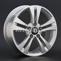 Литые диски Replay Skoda (SK3) R16 W6.5 PCD5x112 ET50 DIA57.1 (GM)