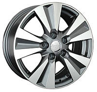 Литые диски Replay Nissan (NS137) R16 W6.5 PCD5x114.3 ET45 DIA66.1 (BKF)