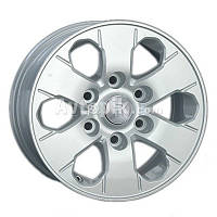 Литые диски Replay Toyota (TY124) R15 W6 PCD6x139.7 ET30 DIA106.1 (silver)