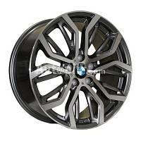 Литые диски Replica BMW (7327) R19 W9 PCD5x120 ET48 DIA74.1 (EP)