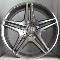 Литые диски Replica Mercedes (MR800) R19 W8.5 PCD5x112 ET43 DIA66.6 (SF)