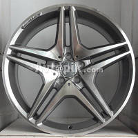 Литые диски Replica Mercedes (MR800) R19 W9.5 PCD5x112 ET43 DIA66.6 (SF)