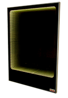 Hglass IHM 5070T зеркало с подогревом в ванную