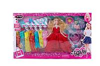 Кукла   з  одягом та  аксесуарами (коробка) 655-ВС