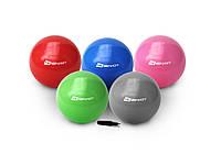 Фитбол (гимнастический мяч) Hop-Sport 65см GYM BALL.+ насос