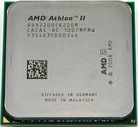 Athlon II X2 220 2.8GHz/1Mb AM2/AM2+/AM3 читать