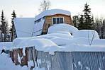 Снег нужно задержать !!