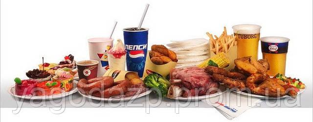 Список опасных продуктов