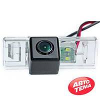 Камера заднего вида FIGHTER CS-CCD + FM-72 (Citroen/Peugeot)