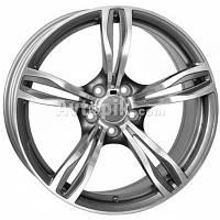 Литые диски WSP Italy BMW (W679) Daytona R19 W9.5 PCD5x120 ET39 DIA72.6 (anthracite polished)