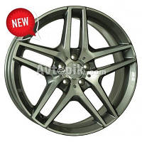 Литые диски WSP Italy Mercedes (W771) Enea R19 W8 PCD5x112 ET38 DIA66.6 (anthracite polished)