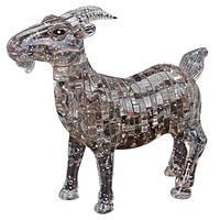 "3D пазл 9063 кристаллический ""Коза"" , 51 дет"