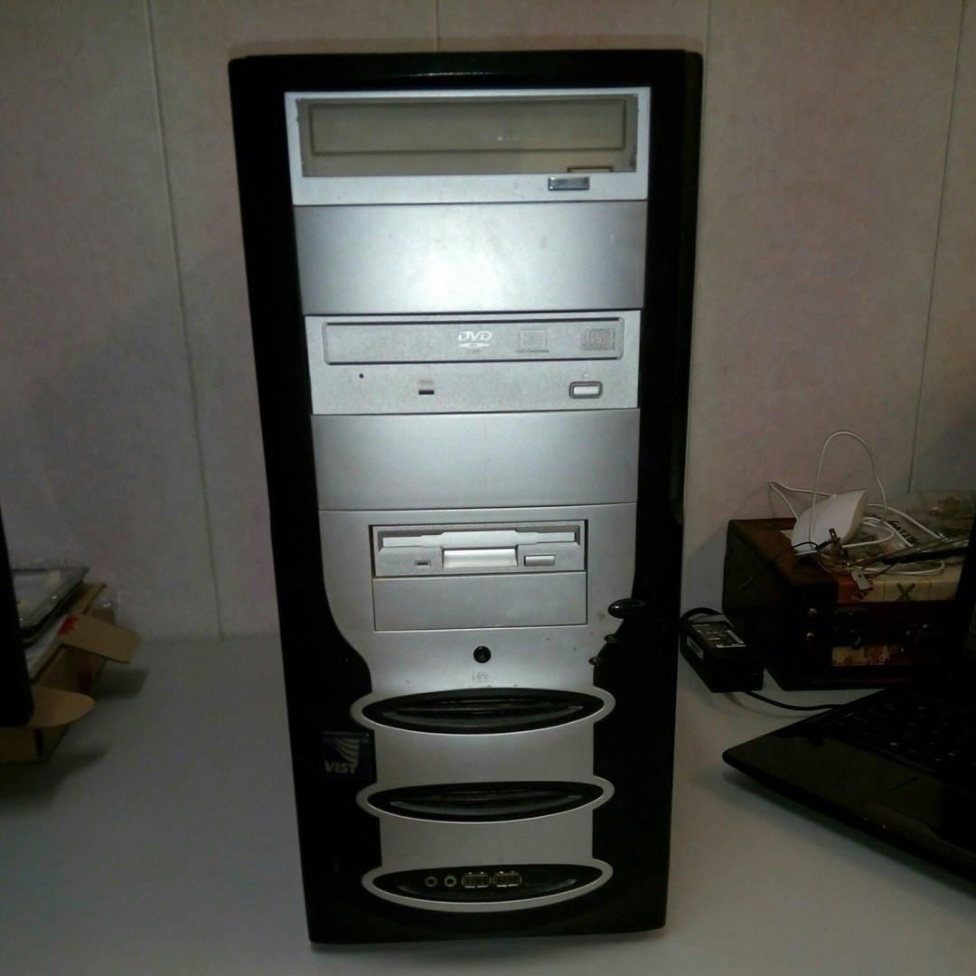 Настольный компьютер MSI K8N Neo4 Platinum/AMD Athlon  1,8GHz/HDD160Gb