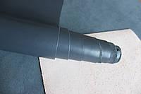Натуральная кожа для кожгалантереи и обуви серого цвета, толщина 1.0 мм, арт. СК 2121, фото 1