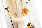 Глажка и стирка штор на дому, фото 2