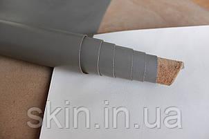 Натуральная кожа для кожгалантереи и обуви цвета какао, толщина 1.0 мм, арт. СК 2124, фото 2