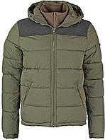 Куртка ESPRIT Men's 095EE2G001 Puffer Long Sleeve Jacket