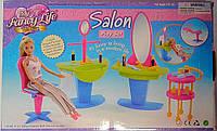 Мебель для кукол Парикмахерская 2919 Gloria Китай