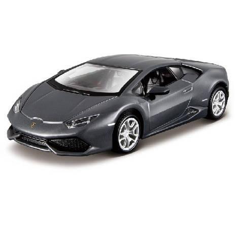 Сборная модель «Bburago» (18-45137) Lamborghini Huracan LP 610-4, 1:32, фото 2