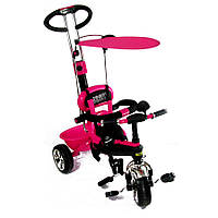 Детский велосипед трехколесный TILLY Combi Trike (BT-CT-0013 RASPBERRY)