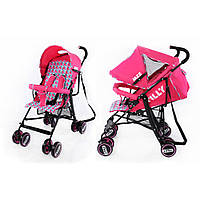 Детская коляска-трость TILLY Jazz CRIMSON (BT-SB-0008 CRIMSON 259)