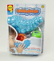 Набор для творчества ALEX Играем в ванной - Горн для пузырей (860W)