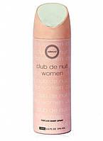 Vanity Femme Club De Nuit Intense for women Body Spray 200 ml