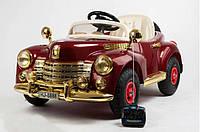 Детский электромобиль Buick RETRO (BS8888) на резиновых колесах