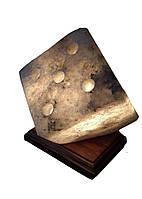 Соляная лампа Кубик