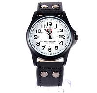 Часы мужские наручные чёрные арт. 092