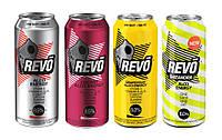 Слабоалкогольный Напиток Revo 0,5 L (ж\б) (в ассортименте)