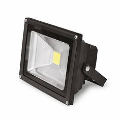 EUROELECTRIC LED Прожектор COB 30W 6500K classic