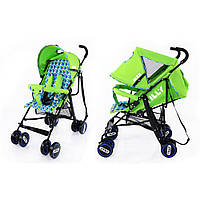 Детская коляска-трость TILLY Jazz GREEN (BT-SB-0008 GREEN 106)